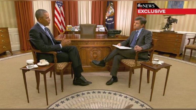 Обама: Я недооценил не Путина, а масштабы воздействия на Америку