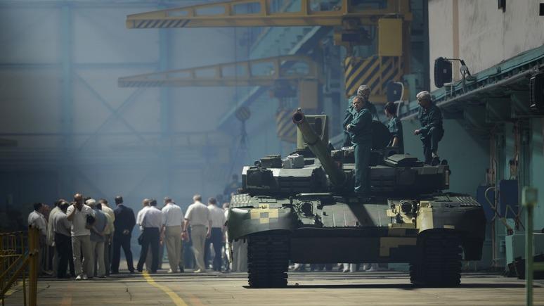 Вести: украинским танкам Таиланд предпочёл китайские