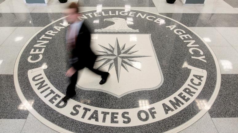 Week объяснил, почему ЦРУ нельзя верить