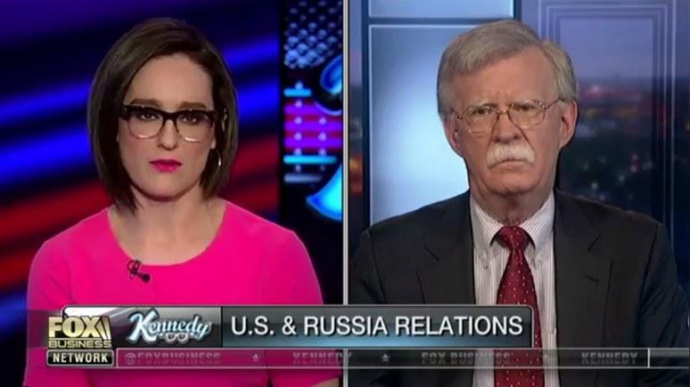 Болтон: будь я правителем России, предпочёл бы Трампу «слабую» Клинтон