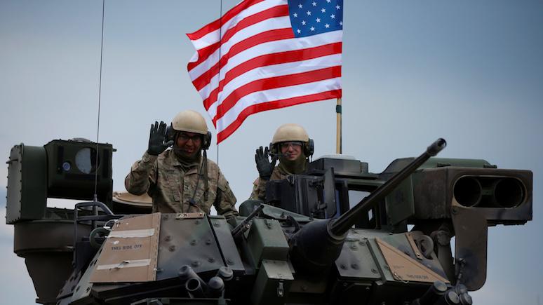 Rzeczpospolita: пророссийские элементы не остановят войска США на пути в Польшу
