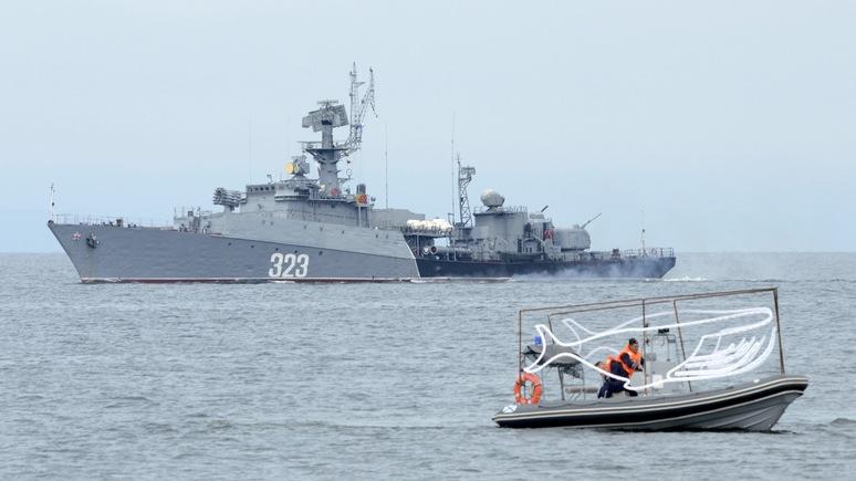 Japan News: Россия укрепляет влияние активностью у берегов Японии