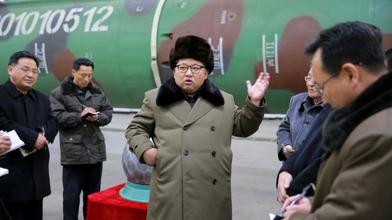 China Daily: новую ядерную гонку США могут и не выиграть