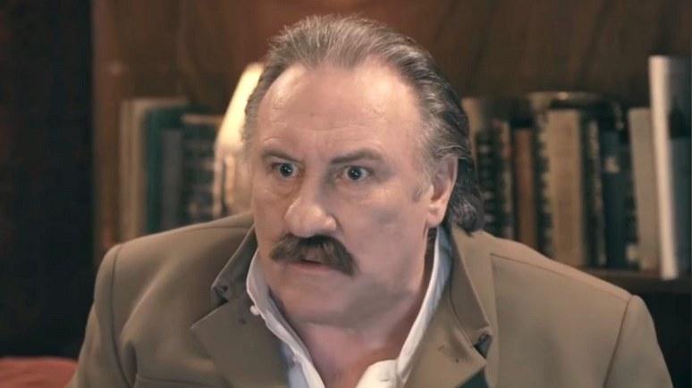 Вышел трейлер фильма сЖераром Депардье вроли Сталина