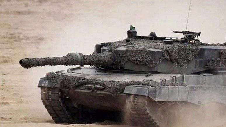 Focus: игиловцы нашли ахиллесову пяту непобедимых немецких «леопардов»