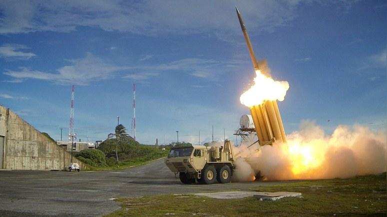 РФ и КНР призвали США закончить развертывание THAAD вЮжной Корее
