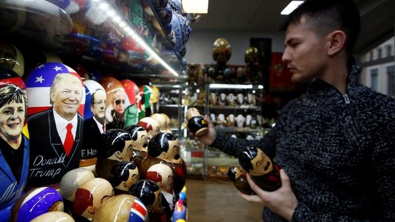 Большинство американцев считают РФ угрозой— опрос