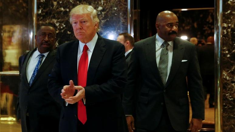 Gресс-секретарь Трампа опроверг сообщения о предстоящей встрече с Путиным — Hill