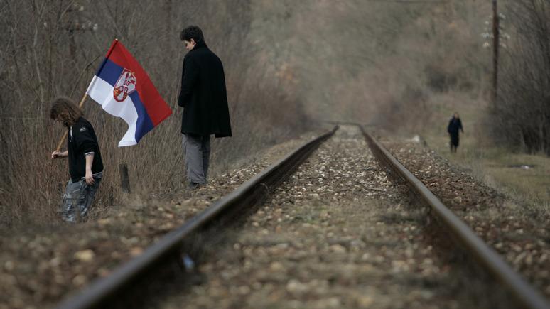 Президент Сербии готов направить войска в Косово для защиты сербов