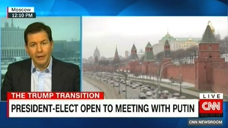 Встречей в духе холодной войны Трамп польстил бы Путину — CNN