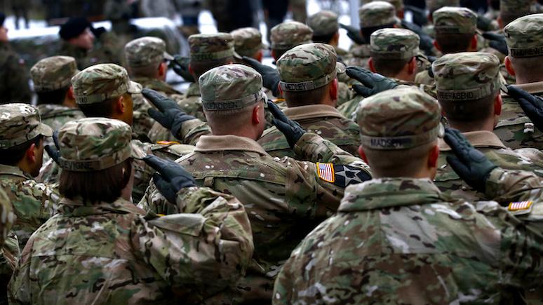 Rzeczpospolita: «испуганные немецкие мещане» мешают США укреплять границы Польши
