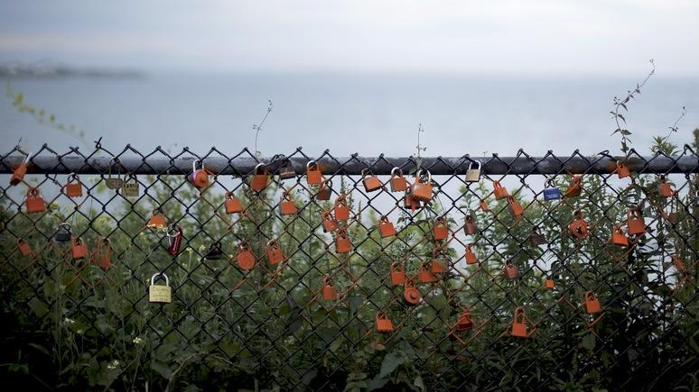Европейская комиссия небудет платить зазабор между Литвой иКалининградом