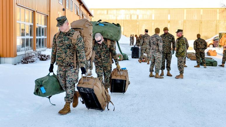 NYT: американские военные вызвали у норвежцев нервозность и неприятные воспоминания