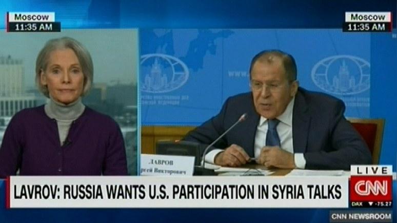 CNN: Лавров посоветовал Америке перейти от экспорта ценностей к прагматизму