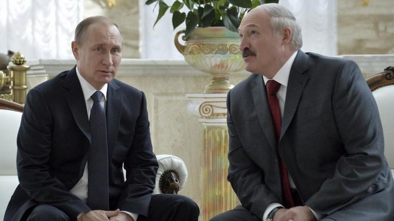 Stratfor: Белоруссия пошла навстречу Западу ради России