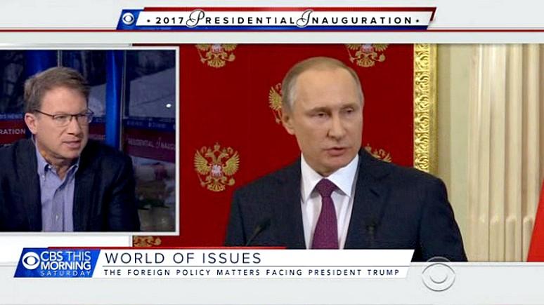 CBS: Американцам непривычно, что их президент считает Россию союзником