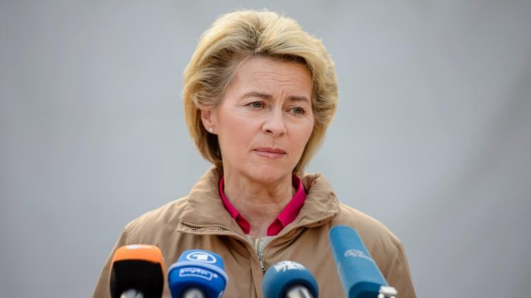 Die Zeit: Министру обороны Германии пришлось напомнить Трампу о «ценностях» НАТО