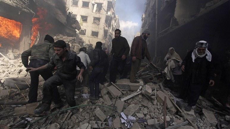 США непередают РФ данные оцелях вСирии— Пентагон