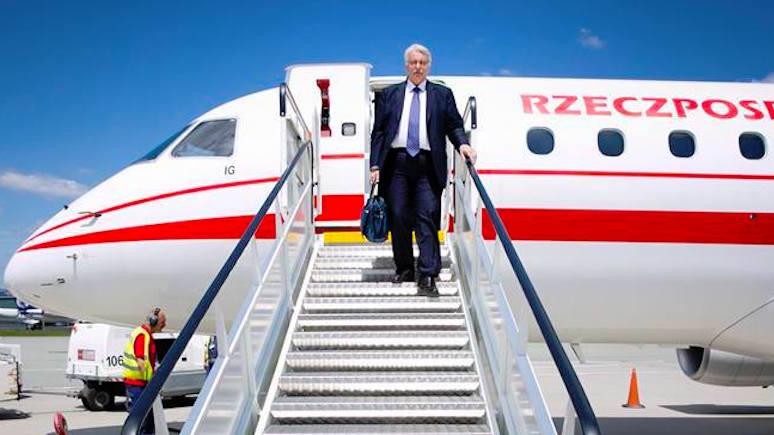 МИД Польши обнародовал секретный документ о«пророссийской политике»