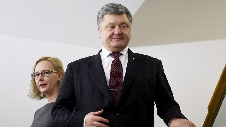 Порошенко — российским журналистам: «Перестаньте убивать украинцев!»