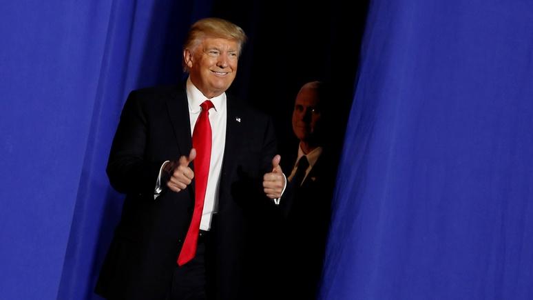 Американский политолог: стратегическая цель Трампа — союз с Россией против Китая