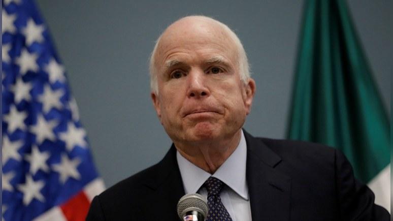 Guardian: Маккейн признал, что США не могут справиться с кибероружием Москвы