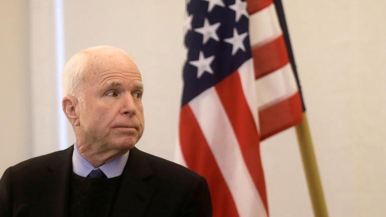Эксперт Forbes: прости, Маккейн, — санкции не сломили Россию