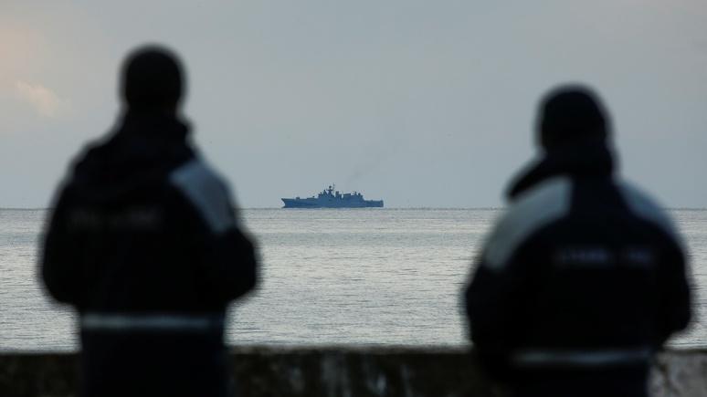 DELFI: Латвия засекла российский корабль за пределами своих территориальных вод