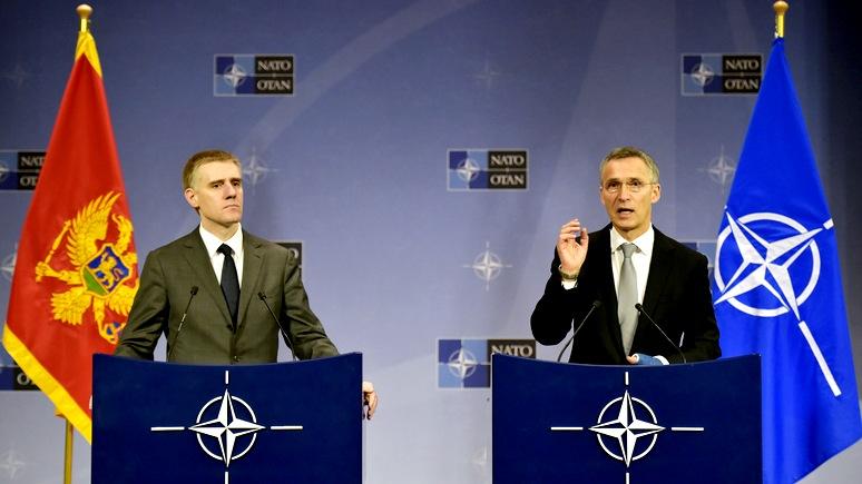 BI: Черногория рискует сесть в лужу с НАТО из-за оттепели между Россией и США