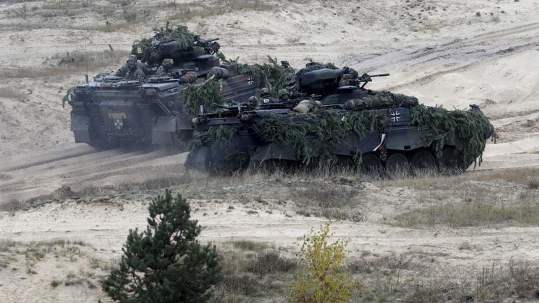 НАТО планирует новые военные учения уграниц РФ