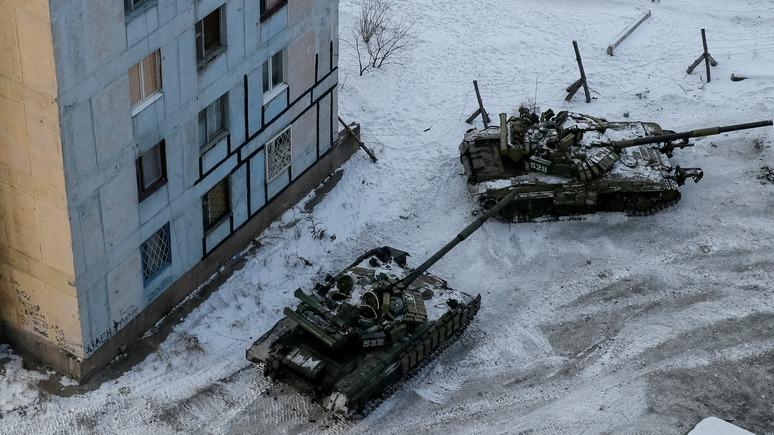 Вести: The New York Times передумала называть войну на Украине гражданской