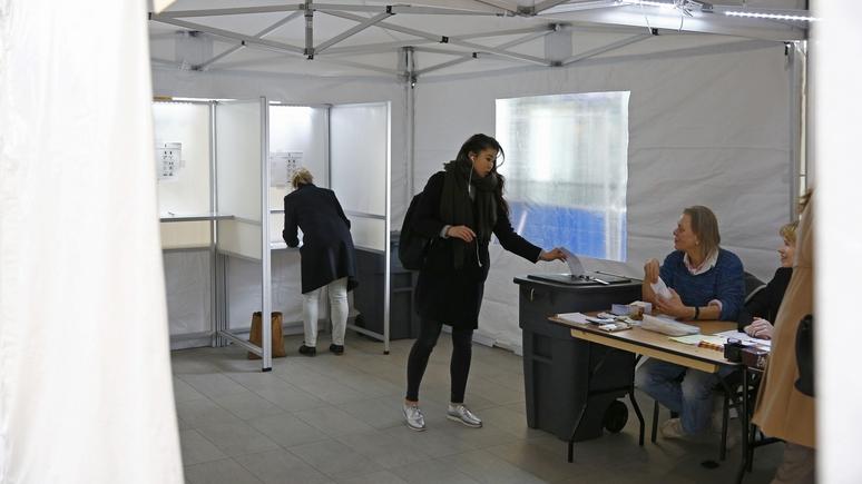 Нидерланды откажутся откомпьютерных систем напарламентских выборах