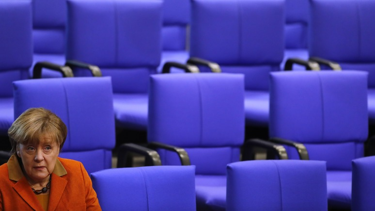 Tagesspiegel: только Германия способна спасти Европу от Путина и Трампа