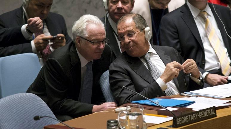 Предложение Чуркина вернуть Фолкленды напомнило Times о холодной войне