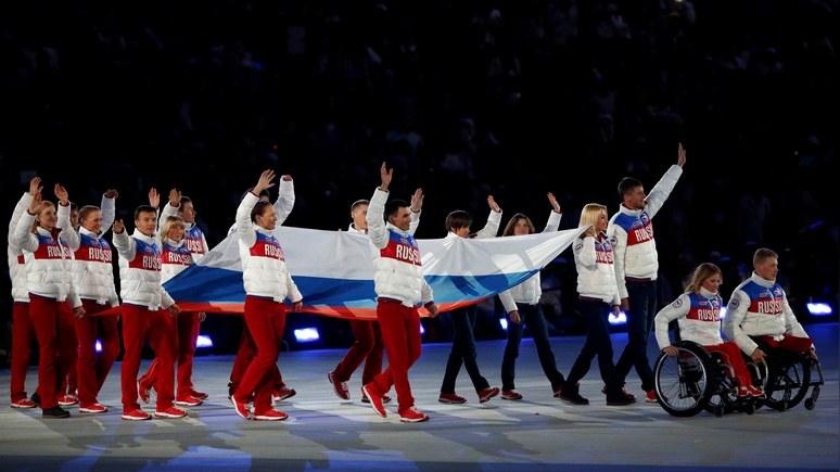 СМИ узнали опланах МПК недопустить русских паралимпийцев доЧМ