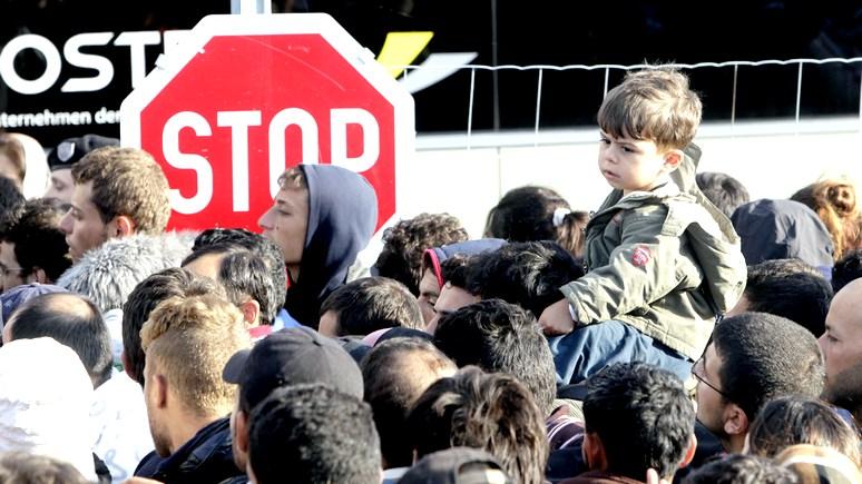 ZDF: Москва наводнила Германию «беженцами-подрывниками»
