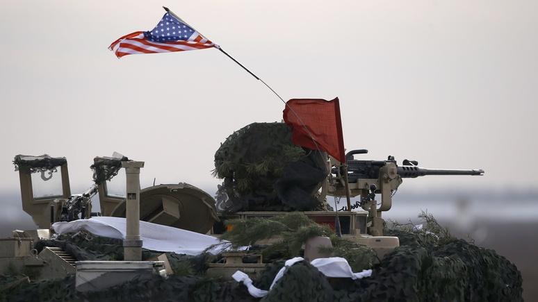 HuffPost: настоящую угрозу миру представляют США, а не Россия
