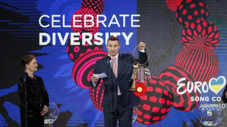 Вести: билеты на Евровидение в Киеве выкупили перекупщики