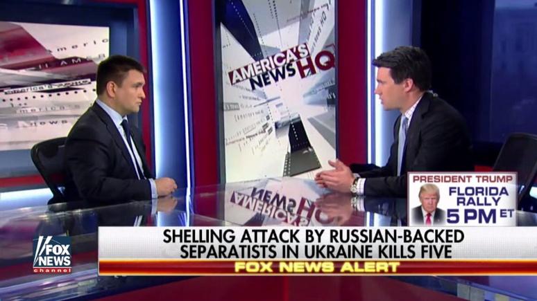 Fox News: украинский министр предупреждает — России нельзя доверять