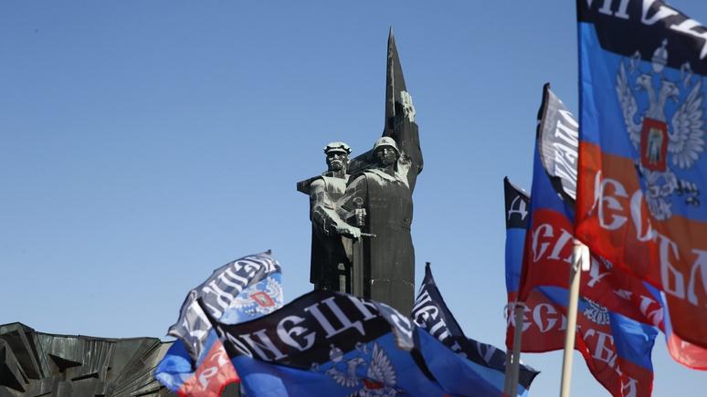 Путин сделал первый шаг к признанию независимости ДНР и ЛНР