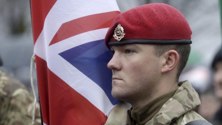 Times: Эстония предупреждает — в драчливости британских военных следует винить Россию