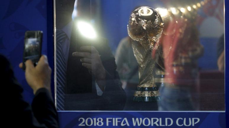 Bloomberg: спонсоры не спешат поддержать ЧМ-2018
