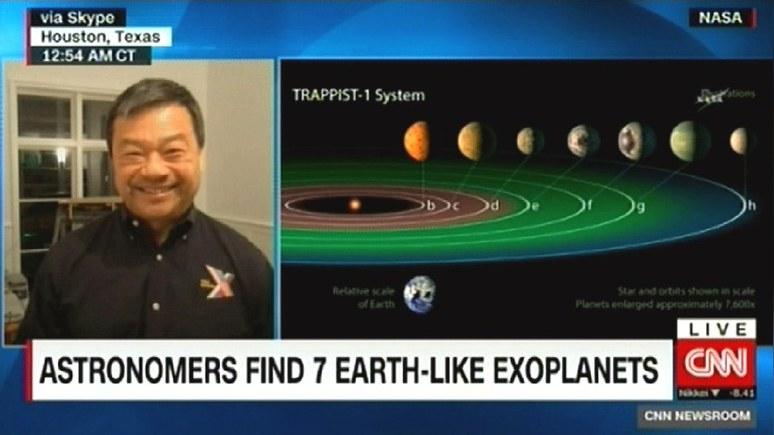Экс-астронавт NASA: Для изучения открытых планет нужен технологический прорыв