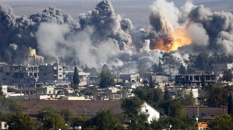 Российская Федерация просит мировые державы выделить миллиарды долларов навосстановление Сирии