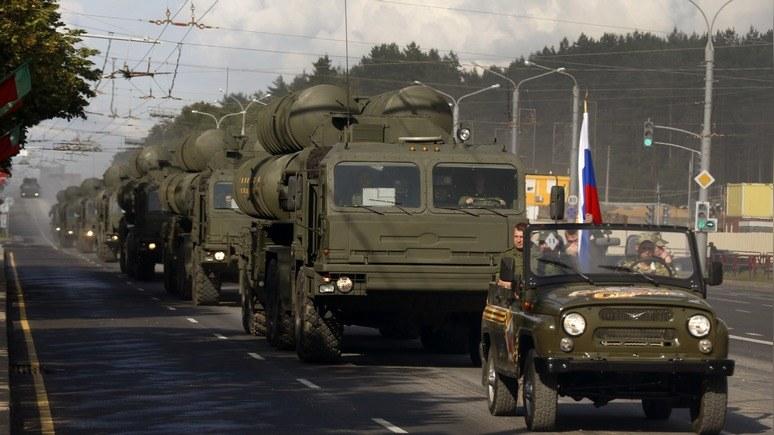 Times: Турция укрепит оборону российскими С-400