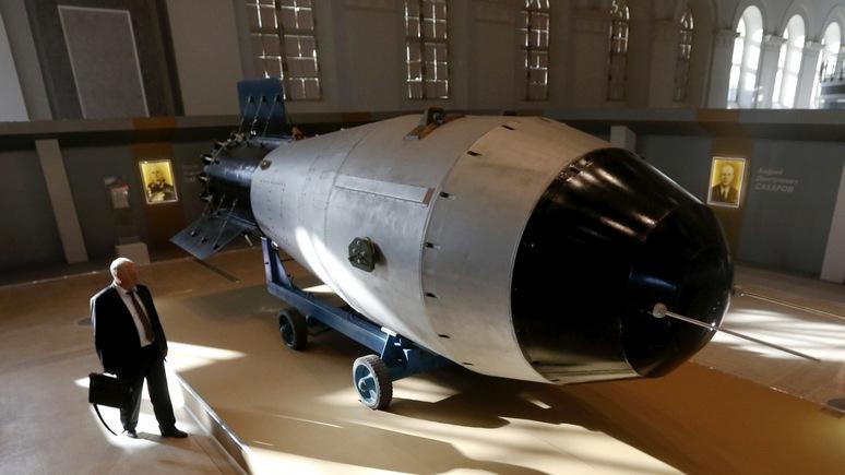 Sddeutsche Zeitung: Россия не потянет новую гонку вооружений
