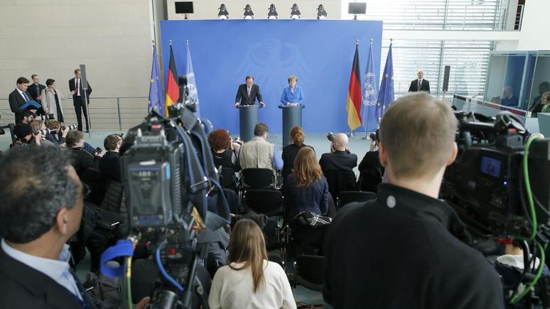 """CM: немецкие """"отделы фейковых новостей"""" о России споткнулись о британского хакера"""