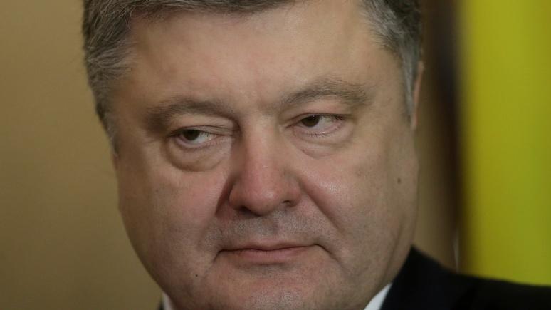 Порошенко утвердил доктрину против «разрушительного» информационного воздействия Российской Федерации
