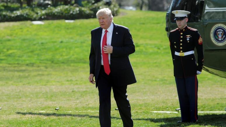 Politico: Трамп обвинил демократов и СМИ в распространении фейков про Россию