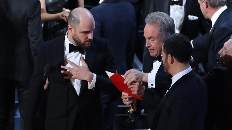 WE: пользователи Twitter нашли «русский след» в казусе на церемонии вручения «Оскара»